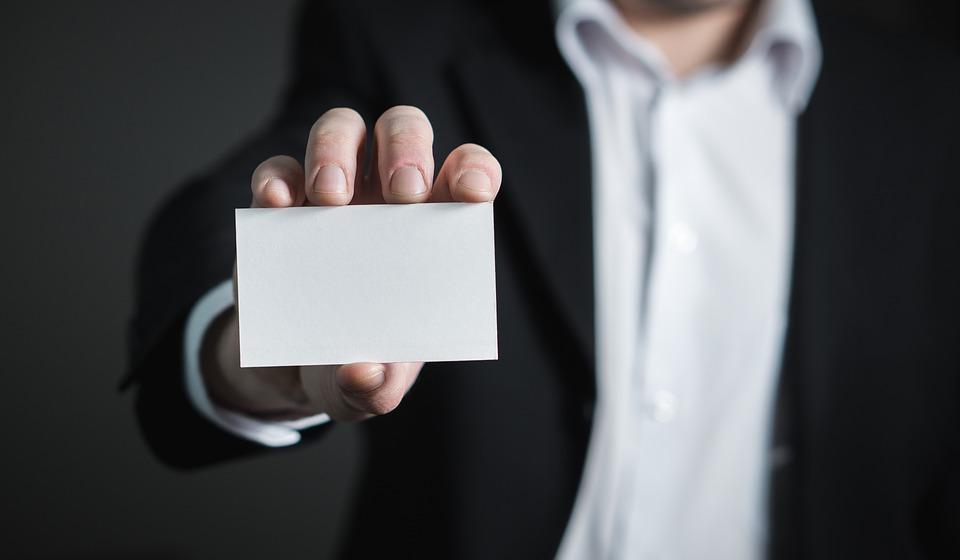 ¿Por qué necesitas una tarjeta de visita?